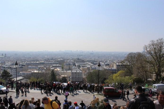 Montmartre weit