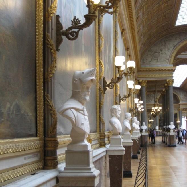 Versailles Ausstellung