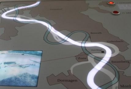 Der wankelmütige Rhein