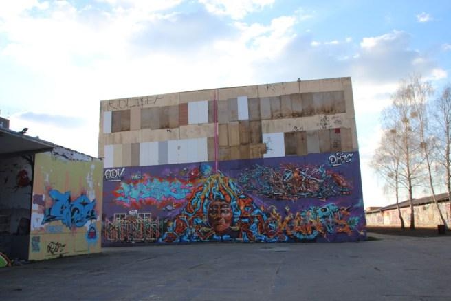 streetart aerosol