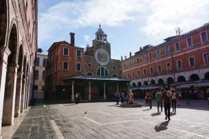 Marktplatz Burano