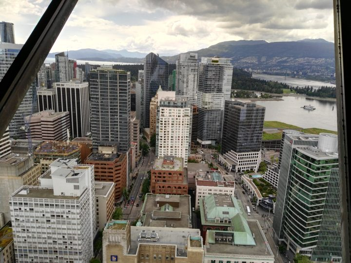Top of Vancouver
