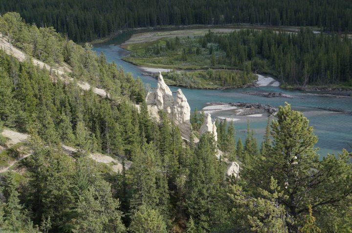 Hoodoos Banff