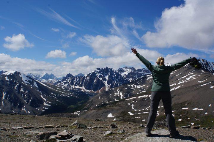 Gipfelstürmer Whistler Mountain