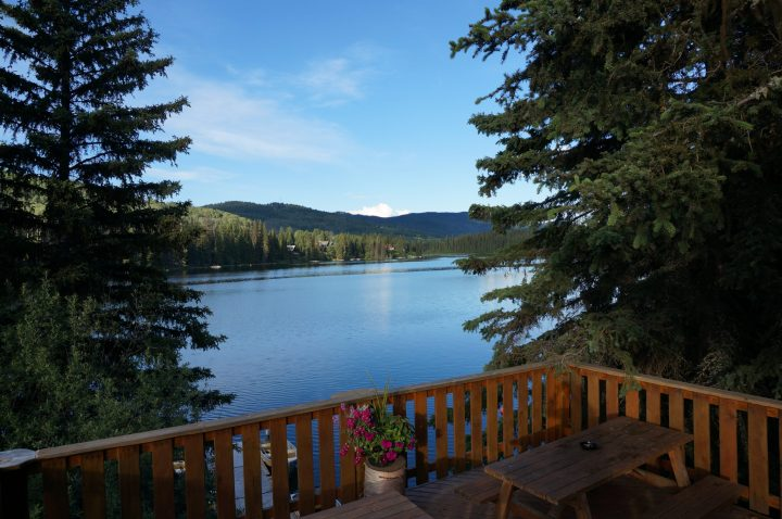 Lac des Roches Campground