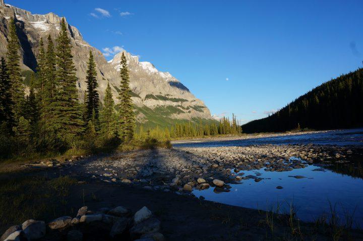 Rampart Creek Campground Canada