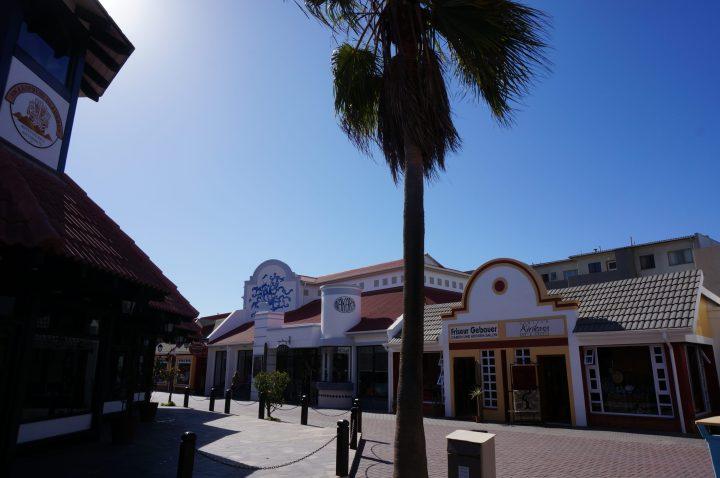 Einkaufen in Swakopmund