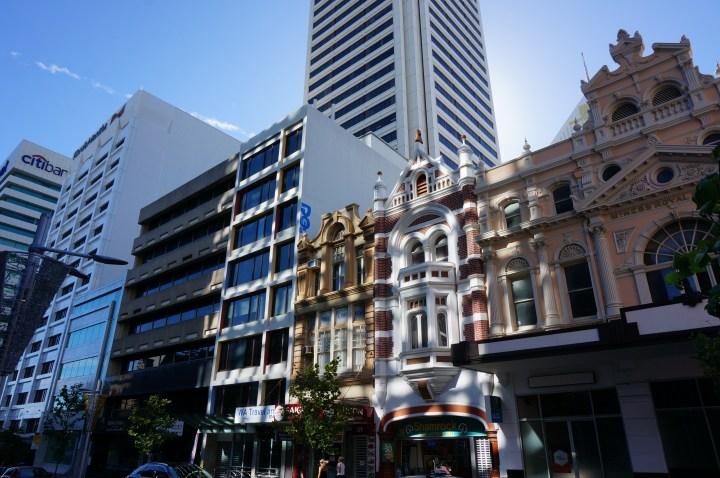 Wunderschönes Perth