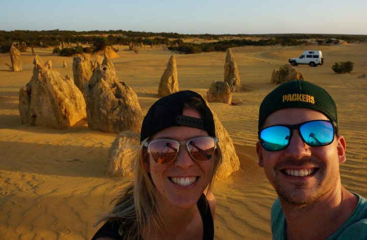 Nambung National Park Westaustralien