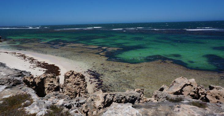 Grünes Meer Australien