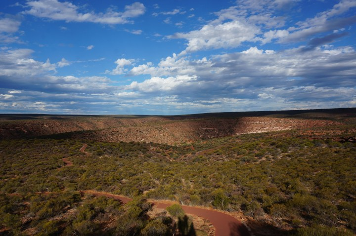 Kalbarri Canyon Nationalpark