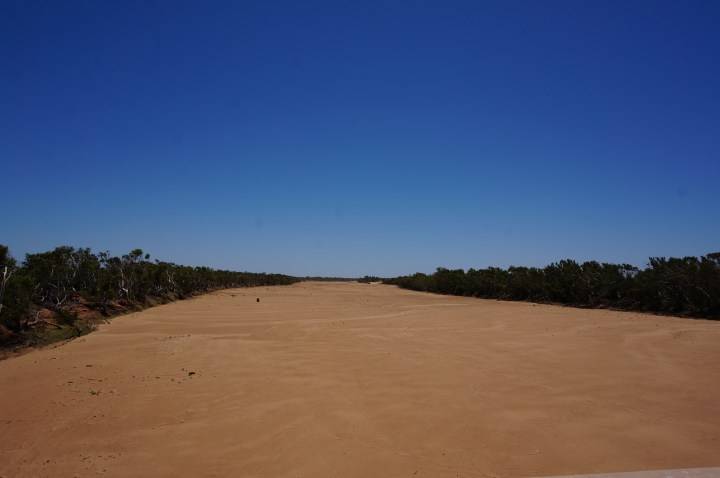 Floodings Australien