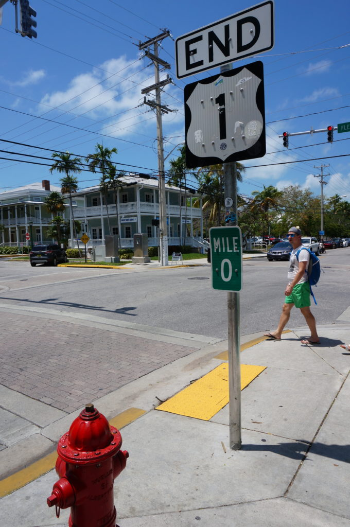 Mile Marker 0 Key West