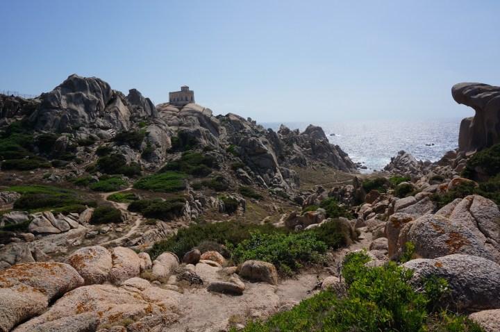 Wanderpfade Capo Testa