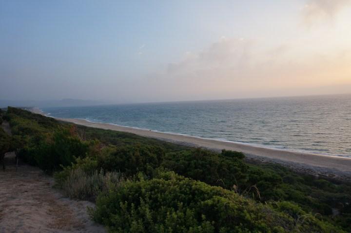 Spiaggia Li Junchi di Badesi Norden Sardinien