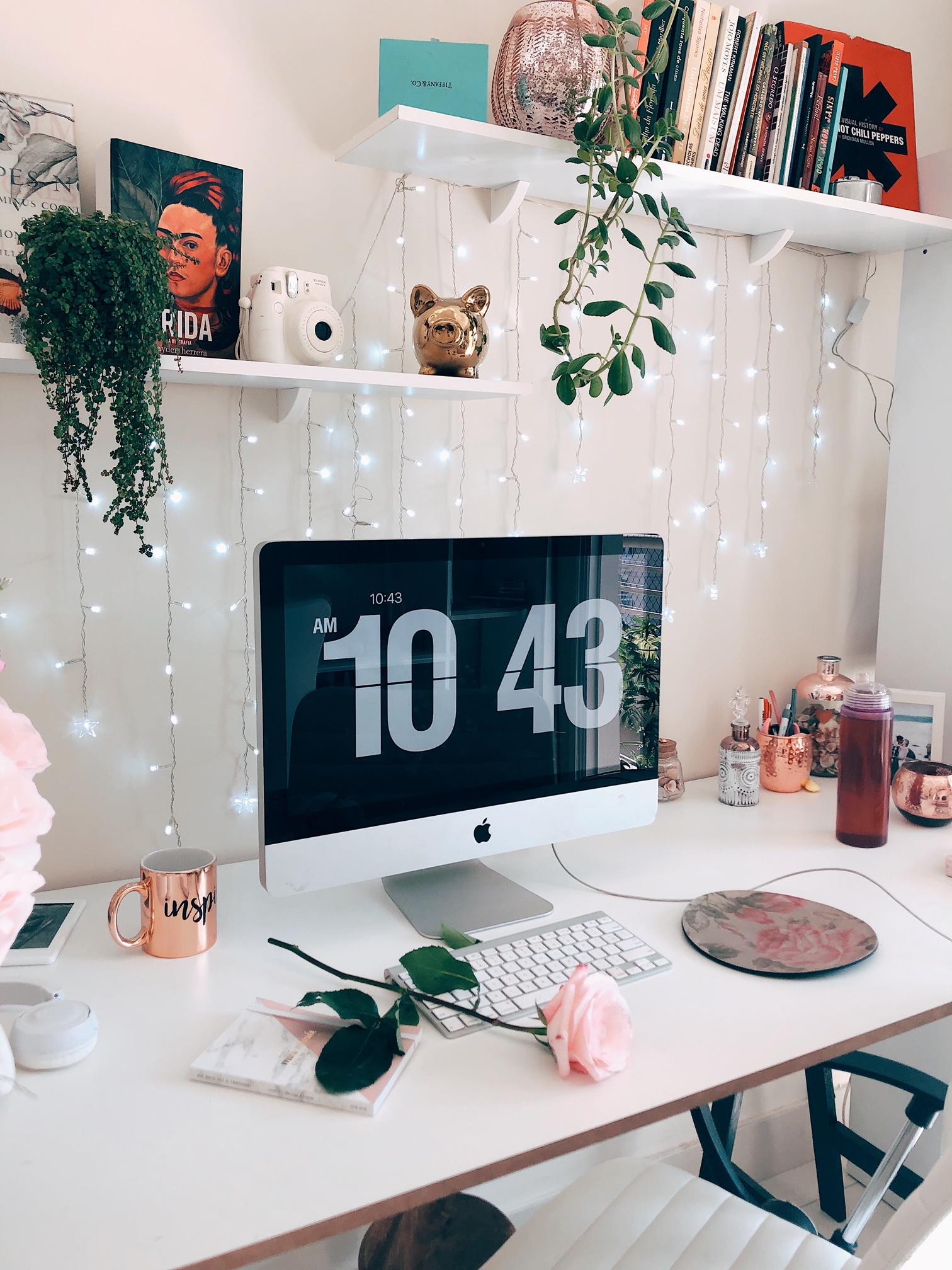computador para home office imac