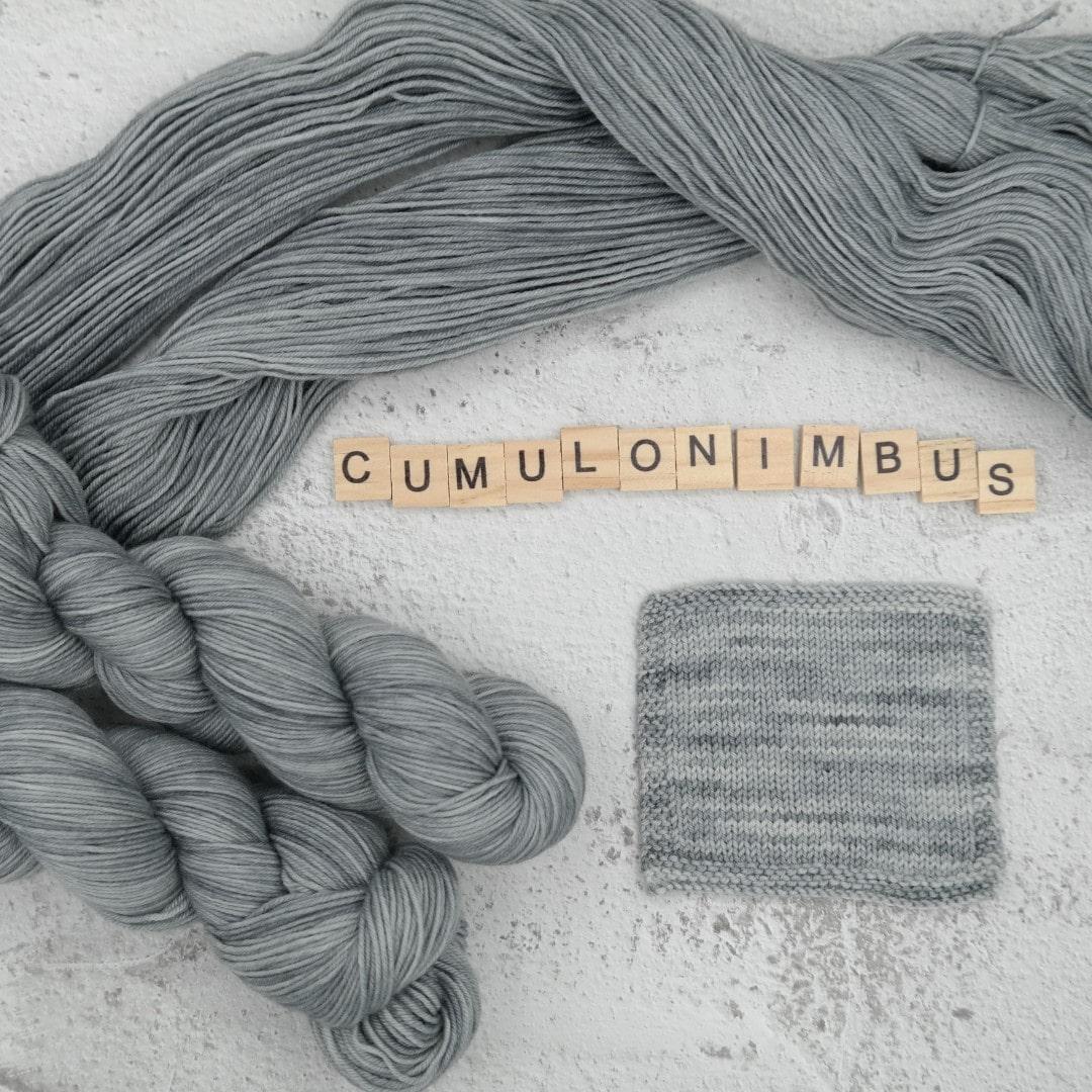 Cumulonimbus - MÉRINOS SUPERWASH - Fingering