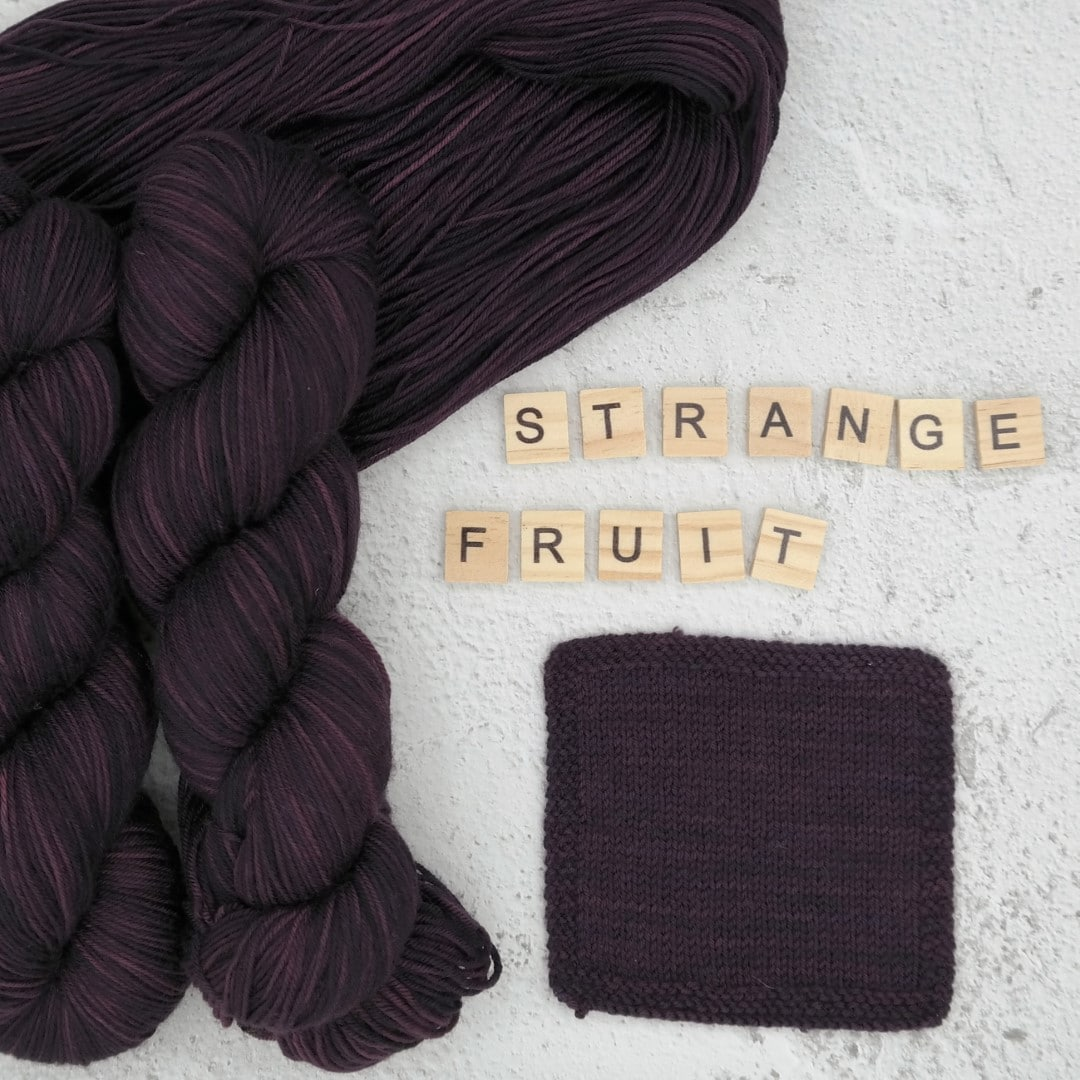 Strange Fruit - MÉRINOS SUPERWASH - Fingering