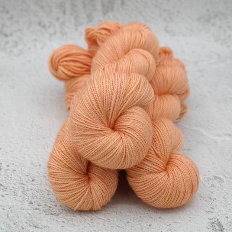 Mock Orange - Chaussette Tordue - Fingering