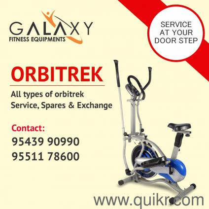 Orbitrek Elite Spare Parts Sport