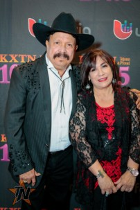 Roberto Pulido at 2015 Tejano Music Awards Purple Carpet (Photo by Ryan Bazan / Tejano Nation)