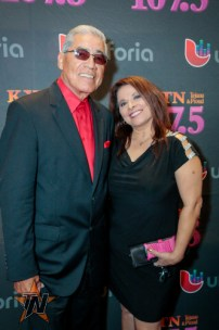 Ruben Ramos 2015 Tejano Music Awards Purple Carpet (Photo by Ryan Bazan / Tejano Nation)