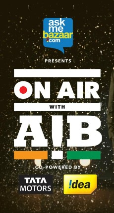 On air with AIB