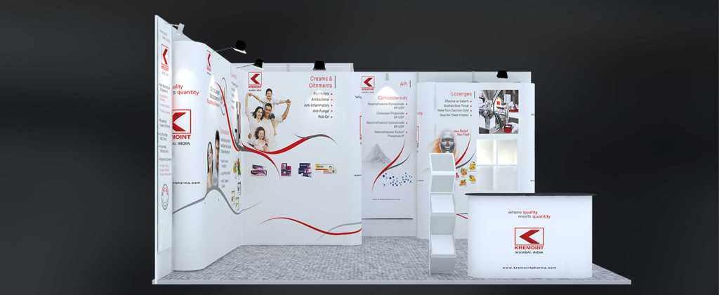 Portable Exhibition Stand CPHIWW