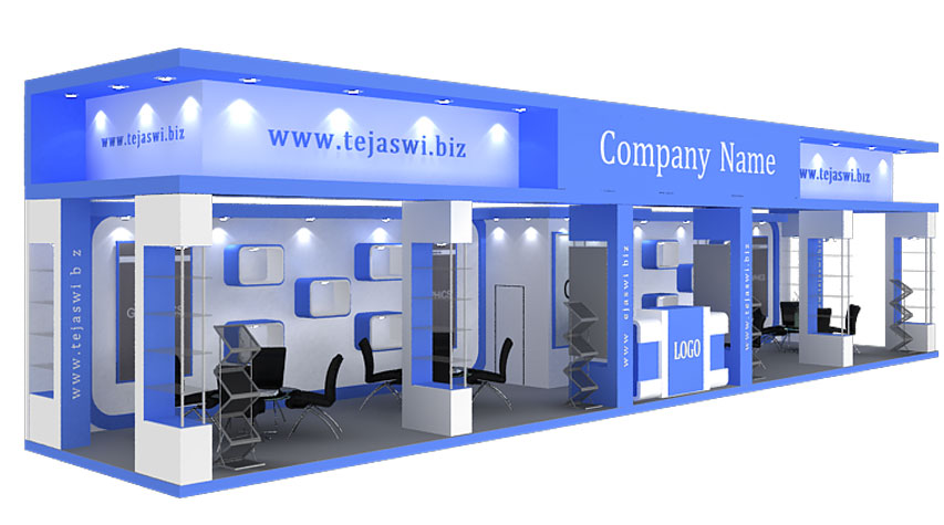 Exhibition Stall Layout : Exhibition stall designer stand contractor in