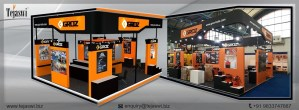 Exhibition Stall Designer Complete End to End Solution