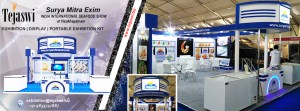 India International Seafood Show Exhibition Booth Designer Vizag