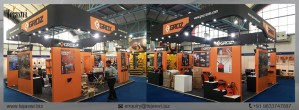 Exhibition Stall Fabrication Pune