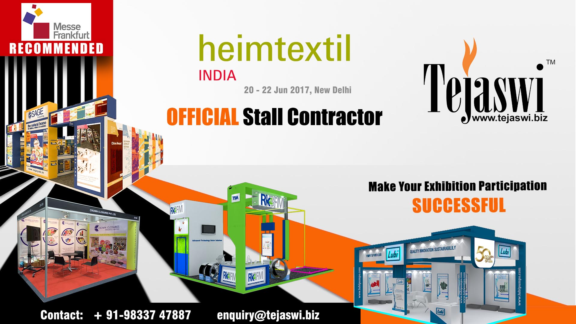 Official Stall Contractor