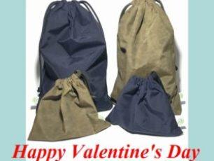 Valentine's Day ラッピングでお届けします。