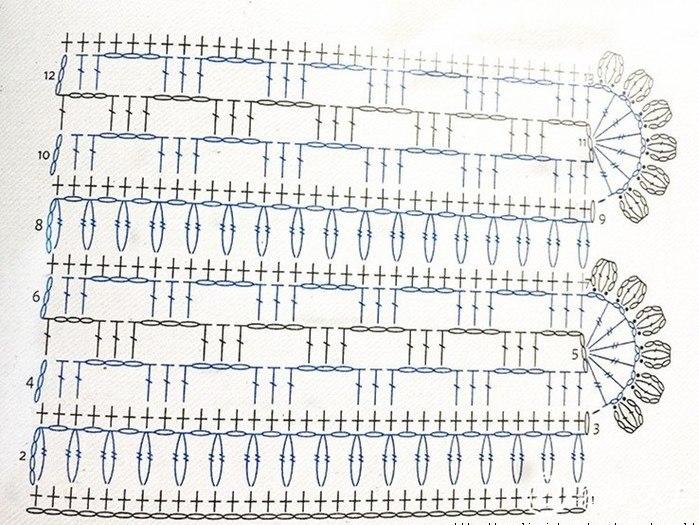 Camisola crochet sencilla1