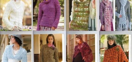 Patrones Crochet invierno