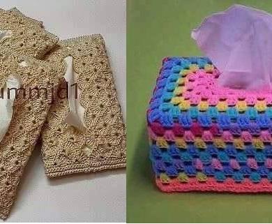 Bolsito en crochet