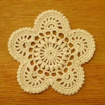 Granys para crochet esquemas