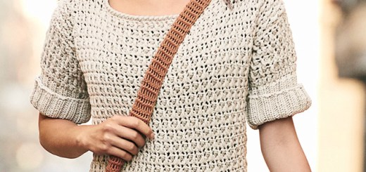 Blusas en crochet patrones