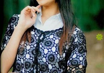 Blusas tejidas de moda