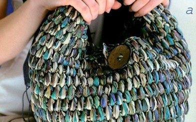 Bolso crochet original