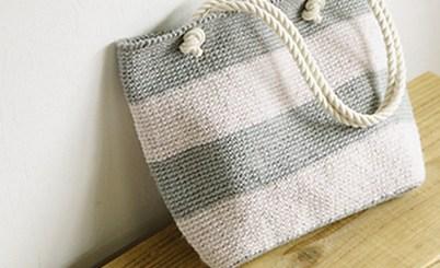 Bolsos hechos a crochet