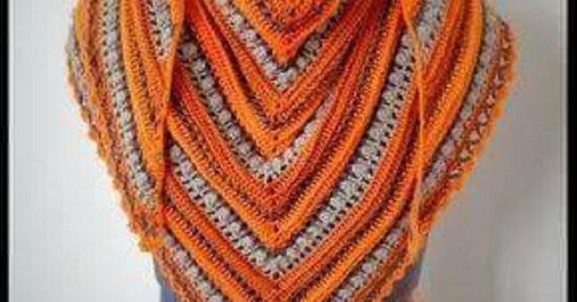 Bufandas de crochet