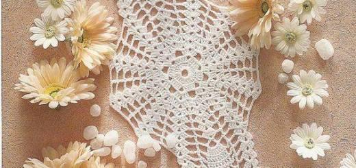 Carpetas a crochet fáciles