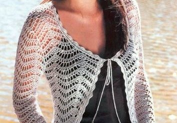 Chalecos de crochet patrones