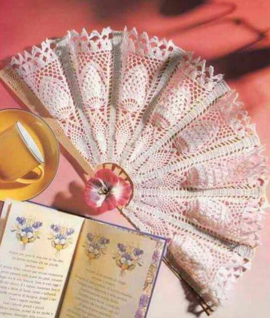 Crochet ganchillo adorno