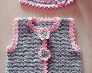 Crochet para bebes patrones