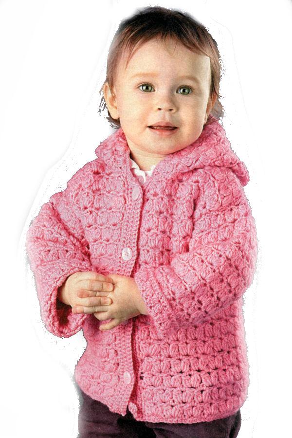 Patrones crochet bebe fáciles