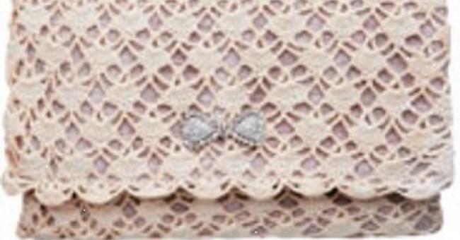 Cartera Crochet de Fiesta