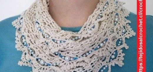 Crochet para el Cuello